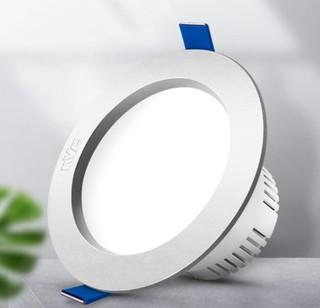 NVC 雷士照明 3瓦LED筒灯