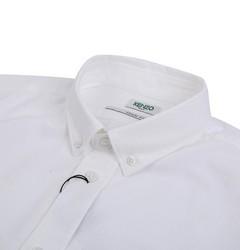 KENZO 高田贤三 F955CH4001LD 男士长袖衬衫
