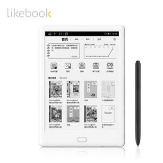 boyue 博阅 Likebook Muses电子书阅读器 (32GB、白色、7.8英寸、安卓6.0、标配版)