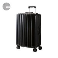 itO 铝框拉杆箱 ( Y005200501、29英寸、ABS&PC、黑色 、71*52*28cm)