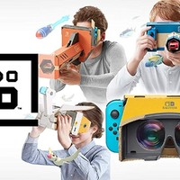 Nintendo 任天堂 Switch Labo VR Kit套装
