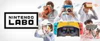 历史最低价:Nintendo 任天堂 Switch Labo VR套装 基础版(VR眼镜、火箭筒)