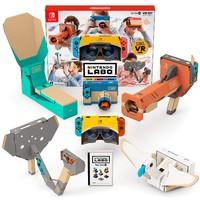 Nintendo 任天堂 Switch Labo VR Kit套装