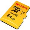 kodak/柯达64g内存卡c10存储高速tf卡64g手机class10摄像头监控 45.9元