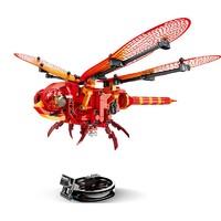 新森宝 昆虫系列 红蜻蜓