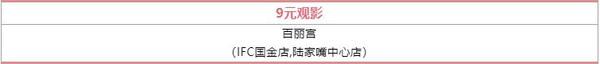 限上海地区 中国银行 扫码带你吃喝玩乐