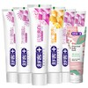 Saky 舒客 牙膏牙刷套装 7支(防蛀4支+亮白+维C+旅行装牙膏1支)