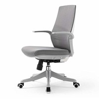sihoo 西昊 人体工学电脑椅家用现代简约节省空间小椅子M59灰色 *2件