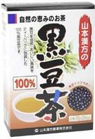 山本汉方 100%天然有机黑豆茶 30袋*10g