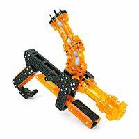 HEXBUG 赫宝 VEX机器人古典系列- 弹珠枪 STEM教育智能玩具 拼搭玩具 VEXIQ机器人部件