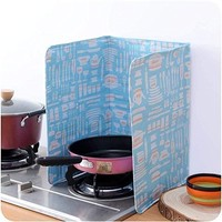 Yoki Home KM系列 厨房煤气灶台挡油板(2个装 厨具) *2件
