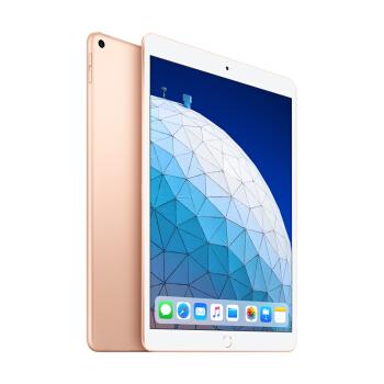 Apple 苹果 新iPad Air 10.5英寸 平板电脑  (WLAN、64GB、金色)