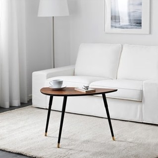 IKEA 宜家 LÖVBACKEN罗贝肯 ( 中褐色、77x39 cm)