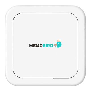 MEMOBIRD 咕咕机 GT1 热敏打印机 (白色、热敏纸、蓝牙)
