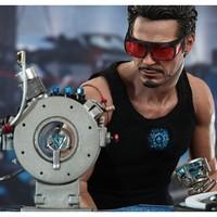 Hot Toys 钢铁侠2 托尼·斯塔克 调试3.0反应堆 1:6比例珍藏人偶