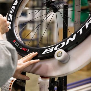 TREK 崔克 TREK崔克Bontrager Aeolus XXX 6 TLR圈刹公路自行车碳纤维轮组