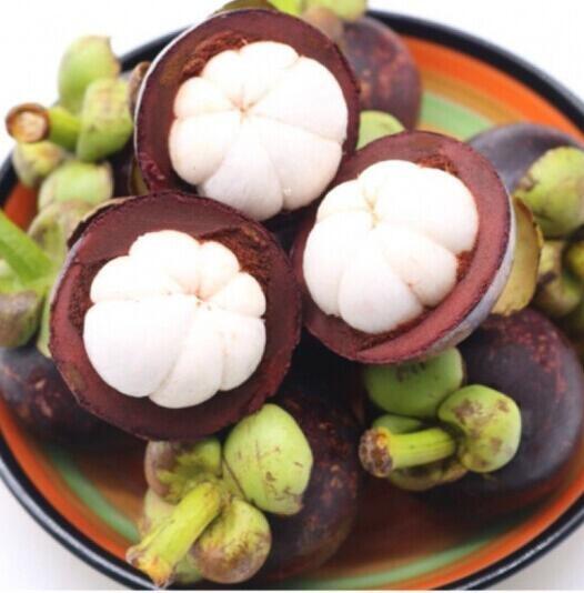 帆儿庄园  泰国进口山竹新鲜水果 京东生鲜 2.5kg装