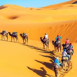 一价全包纯玩团!上海-摩洛哥撒哈拉沙漠+卡萨布兰卡+马拉喀什+舍夫沙万12天11晚跟团游