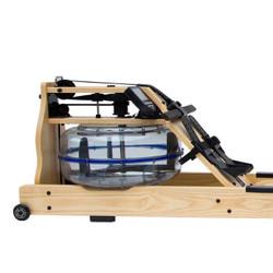 德钰 美国白蜡木 划船机健身器材