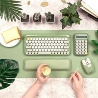 京造X洛斐 EH118 半夏 陪伴套装(蓝牙机械键盘、蓝牙鼠标、计算器)