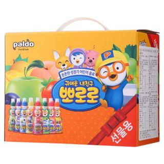 Pororo 啵乐乐混合口味饮料 (235ml*8瓶 )