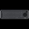 Logitech 罗技 无线键盘 ( K600、黑色、白轴)