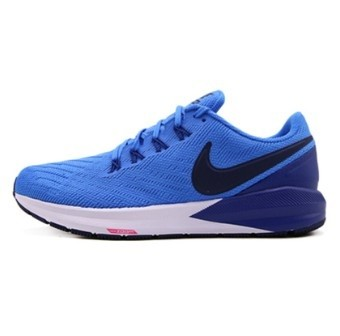 NIKE 耐克 AIR ZOOM STRUCTURE 22 AA1636 男款跑步鞋
