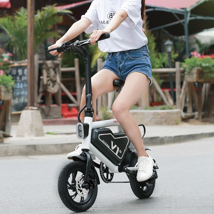HIMO V1S 36V12寸 电动助力自行车