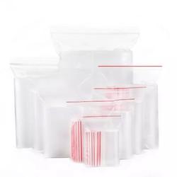 8号自封袋 10×15cm 8丝 透明塑料袋