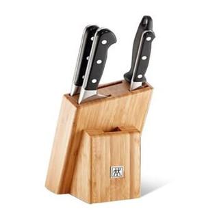 京东PLUS会员 : 双立人 厨房刀具套装 Pro系列5件套