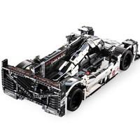 双鹰 919保时捷耐力赛车(无动力组件原装版)C61016-1586 白色