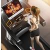 YIJIAN 亿健 S900 豪华版家用跑步机 15.6英寸联网彩屏