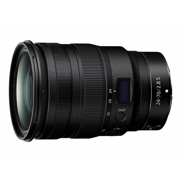 Nikon 尼康 Z 24-70mm F2.8 S 标准变焦镜头