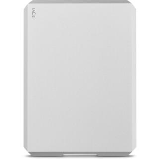 LaCie 莱斯 MOBILE DRIVE STHG2000400 移动硬盘 (便携式存储、88mm*122mm*10mm、USB 3.1、银色、2TB)