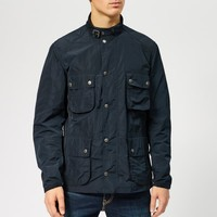 Barbour International Weir 男款防水夹克