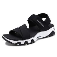 SKECHERS 斯凯奇 88888161 女士熊猫凉鞋