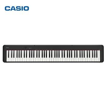 CASIO 卡西欧 CDP-S100BK 88键重锤立式电钢琴