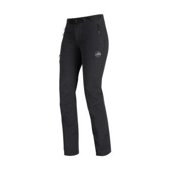 MAMMUT 猛犸象 女款软壳长裤 黑色 1021-00170