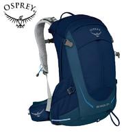 OSPREY 小鹰 Stratos云层男款 运动双肩背包 (10000812、M/L、36L、蓝色)