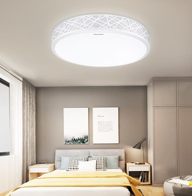 Panasonic 松下 三室一厅一阳台吸顶灯套餐 长方形