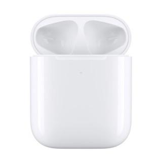 Apple 苹果 AirPods2 蓝牙无线耳机  (配充电盒) (iOS、耳塞式、白色)