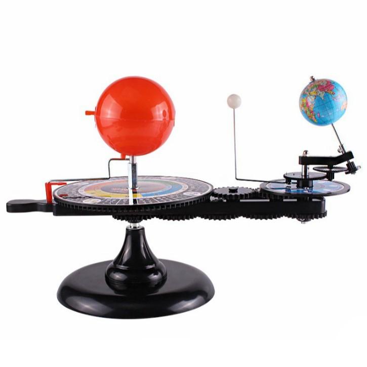 Kepu 可普 日地月三球公自转运行仪