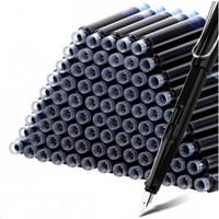 永生 钢笔墨囊 100支装 蓝色/黑色可组合选购 赠钢笔1支