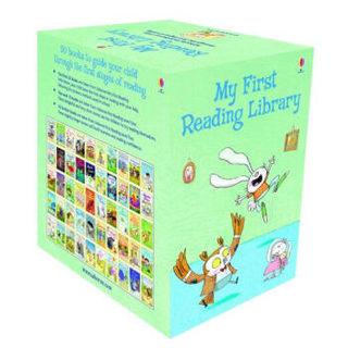 《My First Reading Library 我的第一个图书馆》(套装共50册 英文原版)