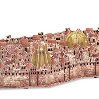 CubicFun 乐立方 权力的游戏 3D立体拼图 君临城堡