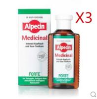 Alpecin 阿佩辛 头皮防脱发液 200ml*3