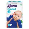 Libero 丽贝乐 comfort 婴儿尿裤 S104片(3-6kg)