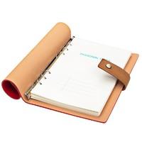 FARAMON 法拉蒙 A5软皮笔记本 活页搭扣 5色可选