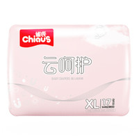 Chiaus 雀氏 云呵护 通用纸尿裤加大号XL17片 (12-17kg)