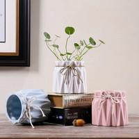 Hoatai Ceramic 华达泰陶瓷 绿植水培小花瓶